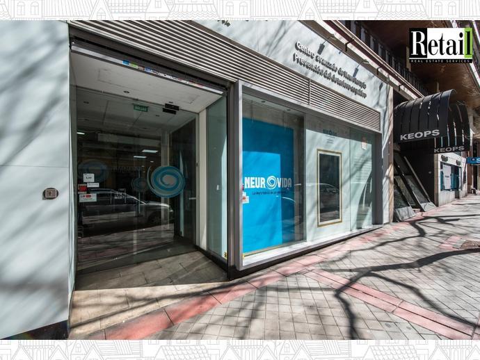 Foto 6 de Local comercial en Calle Hermosilla / Goya,  Madrid Capital