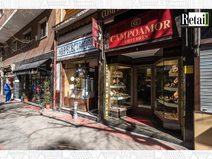 Foto 8 de Local comercial en Calle Hermosilla / Goya,  Madrid Capital