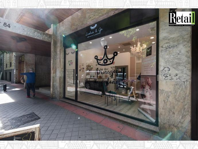 Foto 2 de Local comercial en Salamanca - Goya / Goya,  Madrid Capital