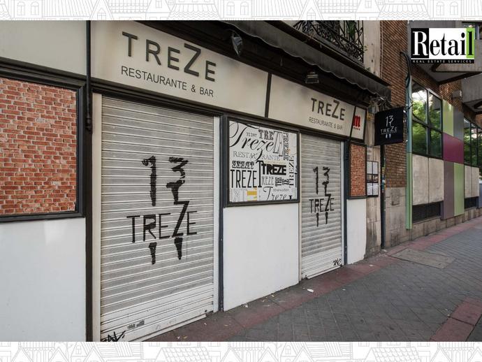 Foto 4 de Local comercial en Salamanca - Goya / Goya,  Madrid Capital