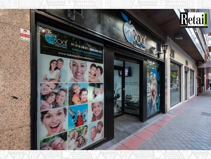 Foto 5 de Local comercial en Salamanca - Goya / Goya,  Madrid Capital