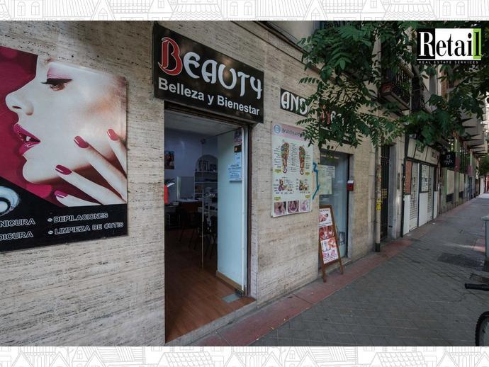 Foto 6 de Local comercial en Salamanca - Goya / Goya,  Madrid Capital