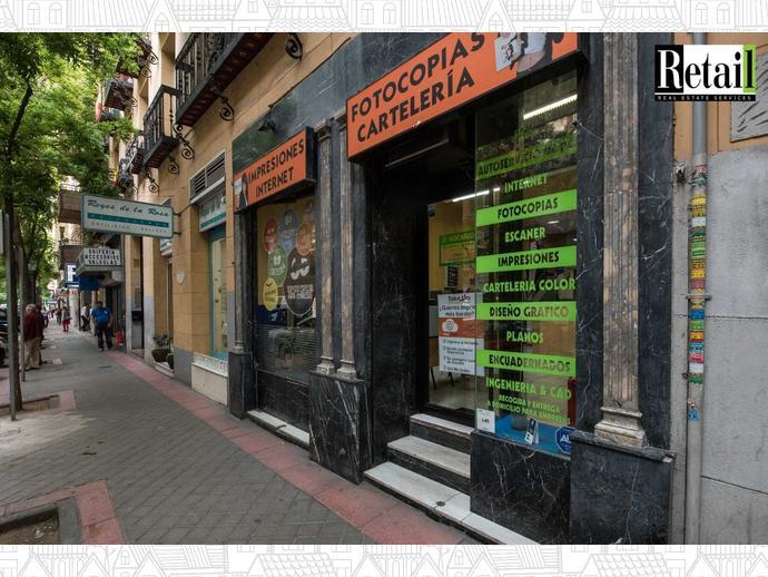 Foto 8 de Local comercial en Salamanca - Goya / Goya,  Madrid Capital