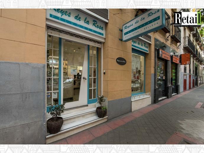 Foto 9 de Local comercial en Salamanca - Goya / Goya,  Madrid Capital