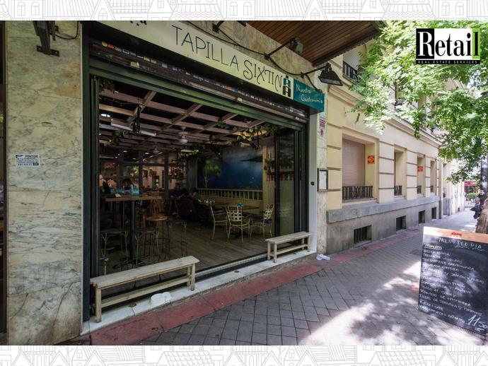 Foto 10 de Local comercial en Salamanca - Goya / Goya,  Madrid Capital