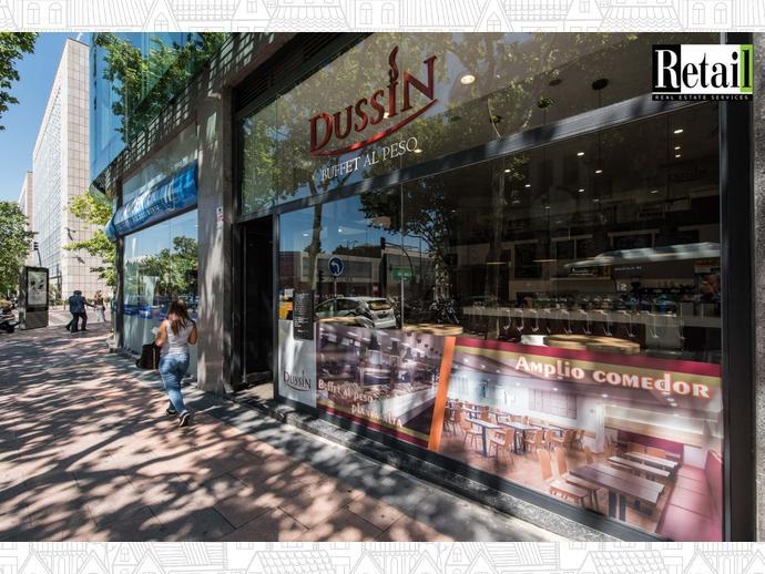 Foto 4 de Local comercial en Calle Velazquez / Castellana,  Madrid Capital