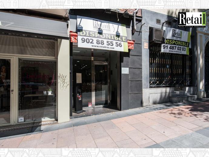 Foto 1 de Local comercial en Calle Velazquez / Castellana,  Madrid Capital