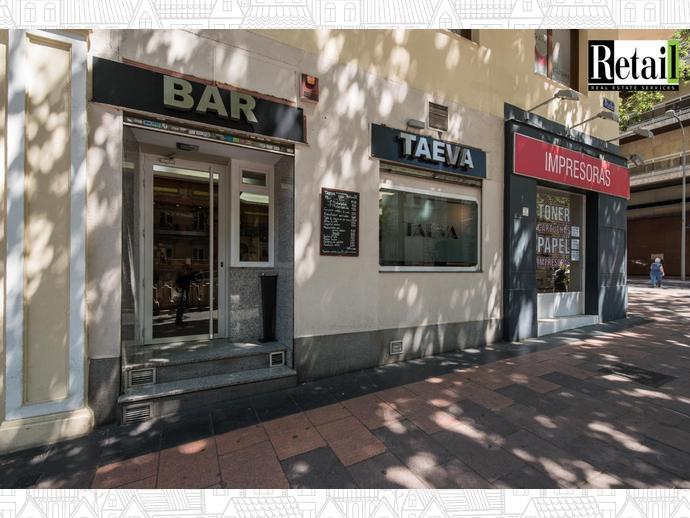 Foto 5 de Local comercial en Calle Velazquez / Castellana,  Madrid Capital