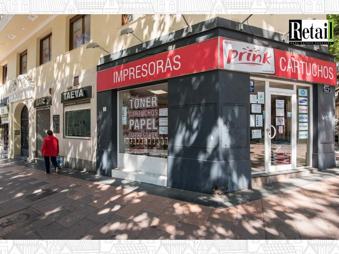 Foto 6 de Local comercial en Calle Velazquez / Castellana,  Madrid Capital