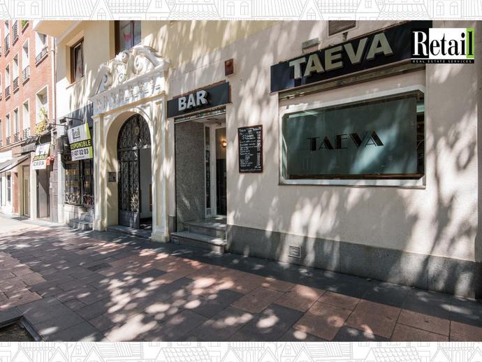 Foto 7 de Local comercial en Calle Velazquez / Castellana,  Madrid Capital