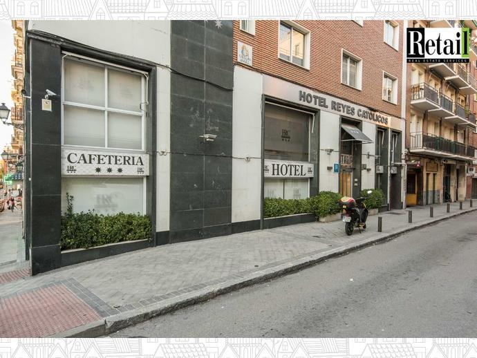 Foto 9 de Local comercial en Calle Angel / Palacio,  Madrid Capital