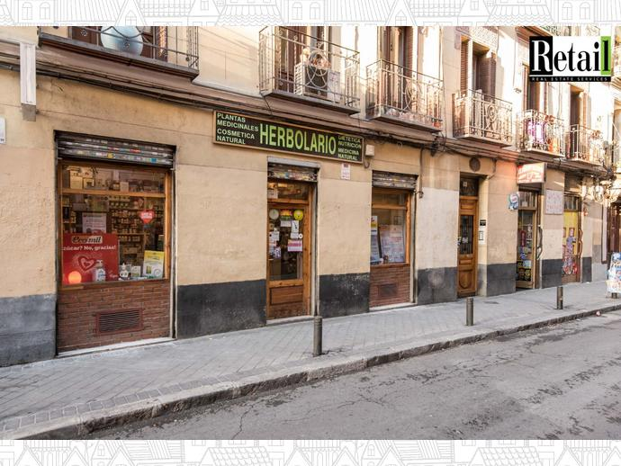 Foto 10 de Local comercial en Calle Angel / Palacio,  Madrid Capital