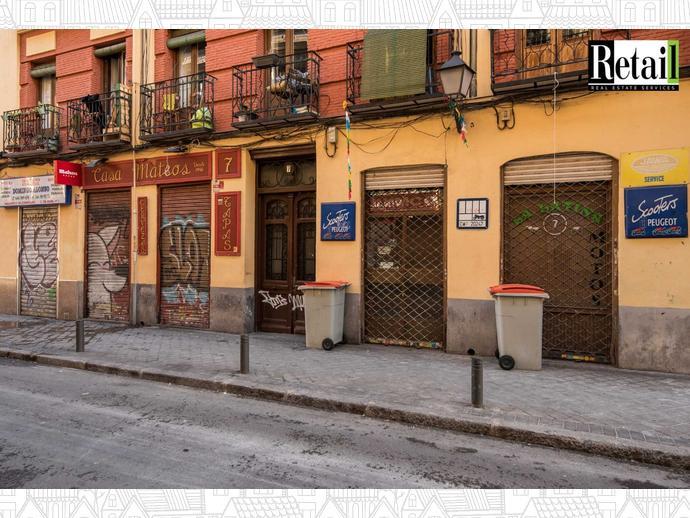 Foto 12 de Local comercial en Calle Angel / Palacio,  Madrid Capital