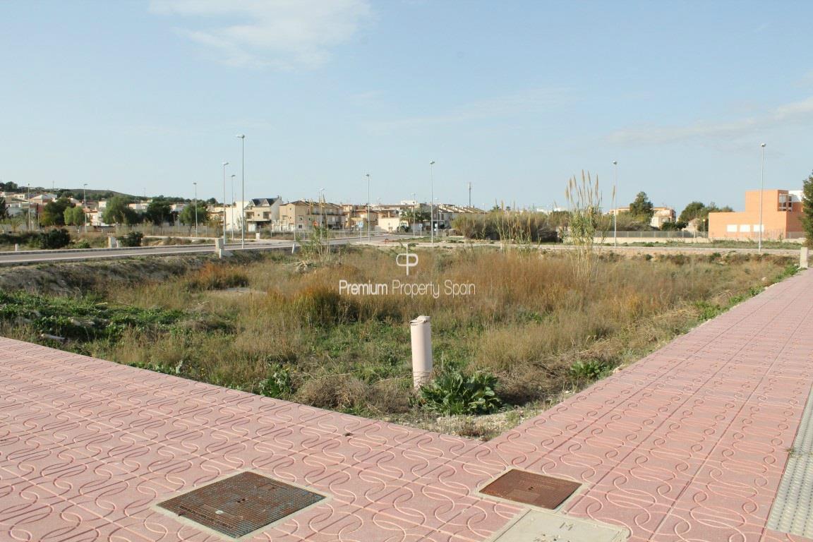 Solar urbano  Calle calle pio baroja, 2. Exclusivo solar urbano de 2.110 m2  en rojales (alicante). nueva