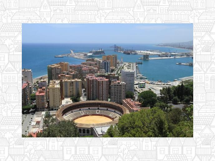 Foto 1 de Piso en  Cervantes / La Malagueta - La Caleta, Málaga Capital