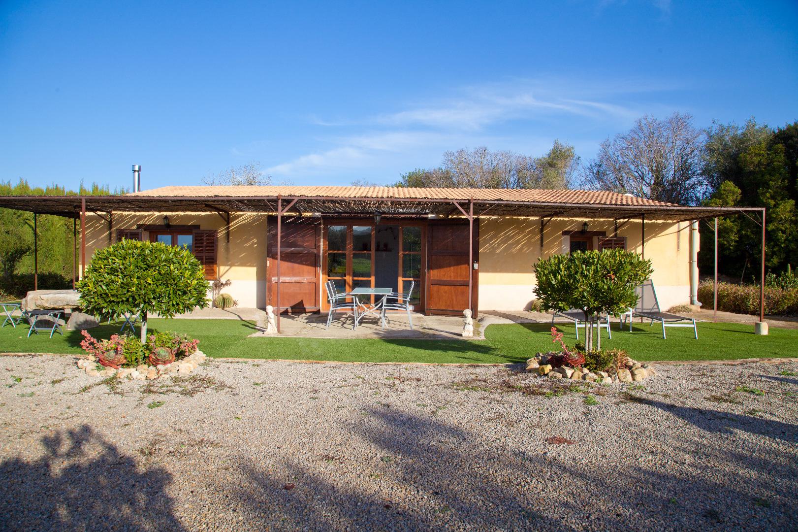 Miete Haus  Carrer del sol. Bonita y acodedora casa rural en petra para dos personas