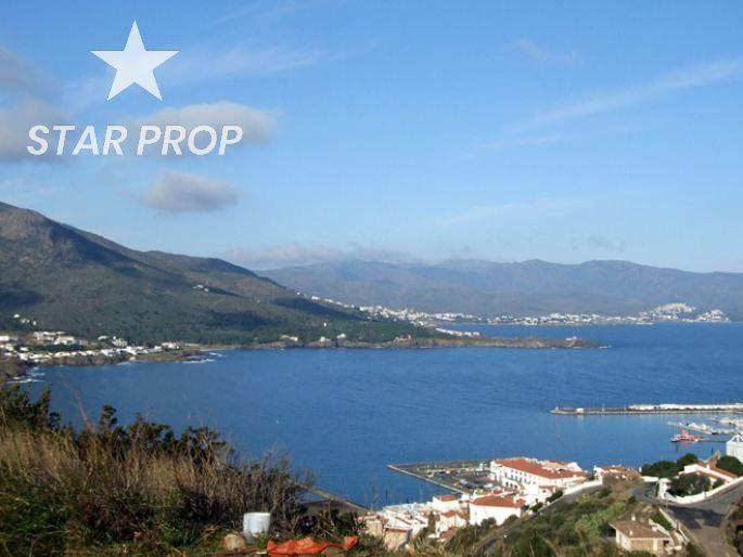 Solar urbano en Port de la Selva (El). 4.000 metros de vistas al mar!