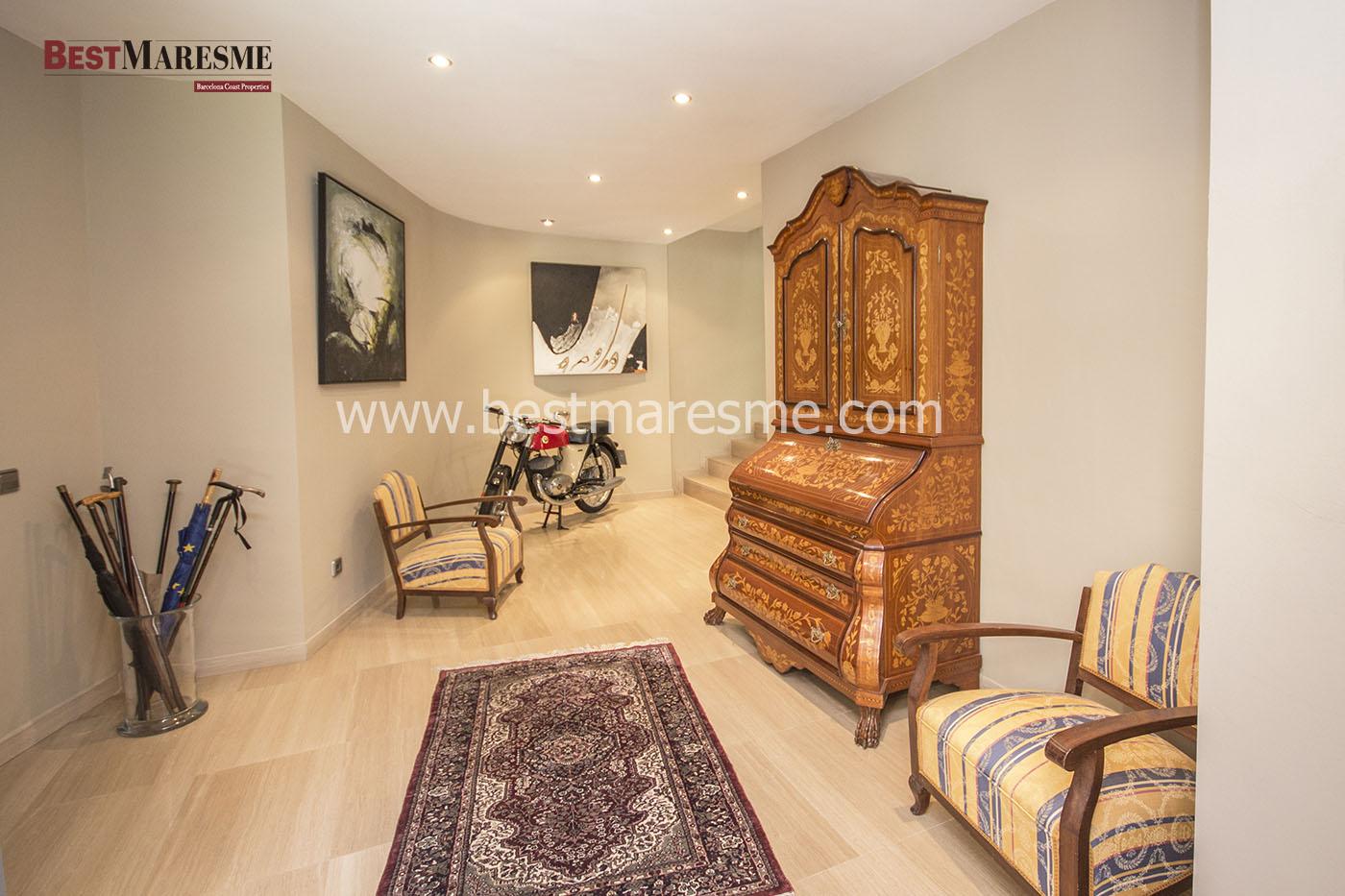 Affitto Casa  Calle santa joaquima, 23. Espectacular casa de estilo mediterráneo