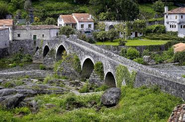 Finca rústica en venta en Ponte Maceira, Negreira