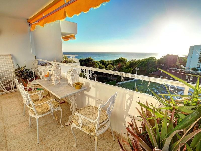 Piso  Sant tomas, es migjorn gran, menorca, españa. Ático de 3 dormitorios con vistas al mar.
