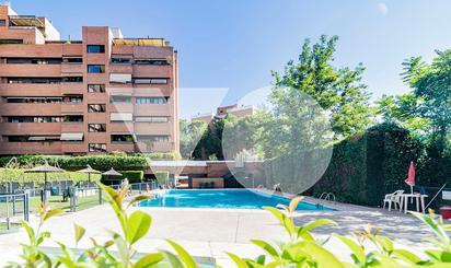 Pisos en venta con piscina en Madrid Capital