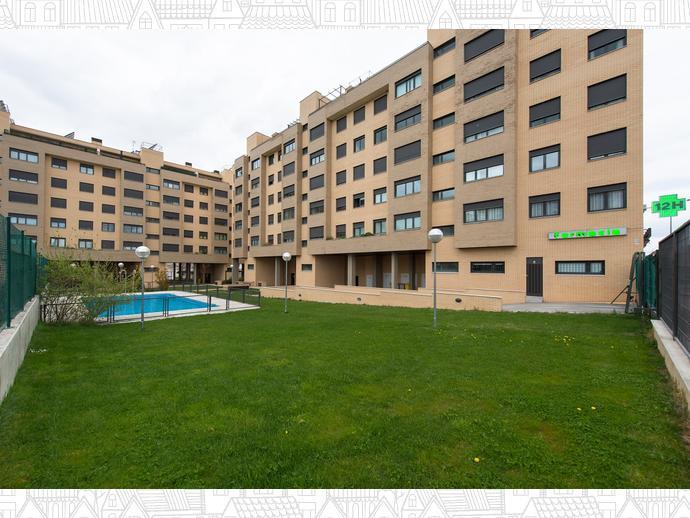 Foto 20 de Piso en  Granja De San Ildefonso, 38 / Ensanche de Vallecas - Valdecarros,  Madrid Capital