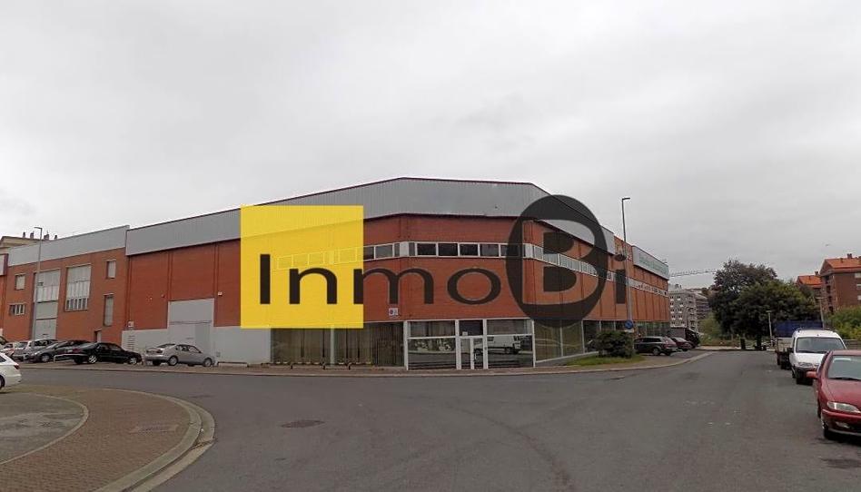 Foto 1 de Nave industrial en venta en Ortuella Ortuella, Bizkaia