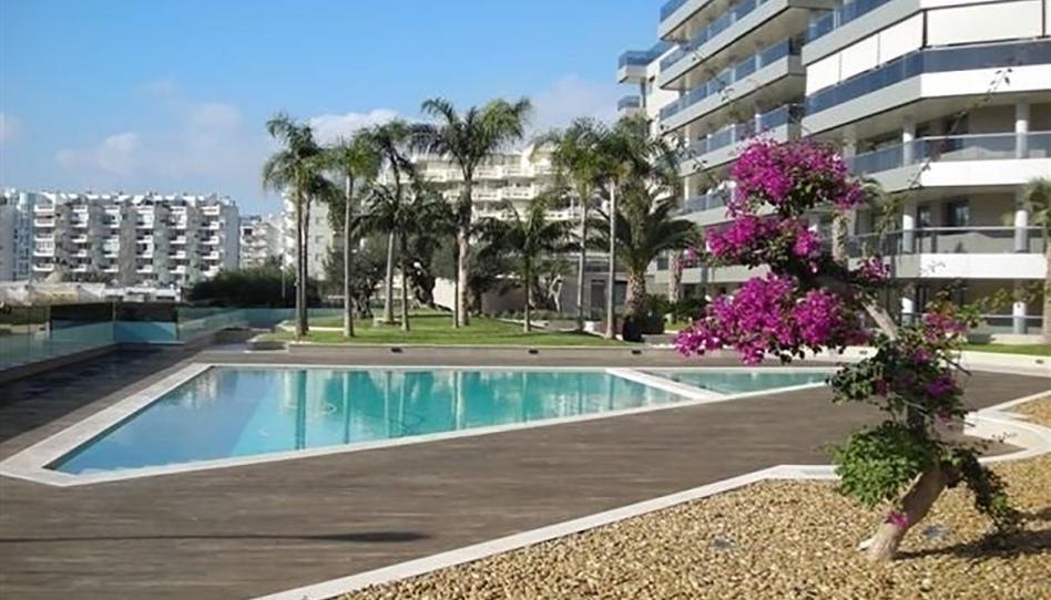 Foto 1 de Apartamento de alquiler vacacional en Marina Botafoc - Platja de Talamanca, Illes Balears