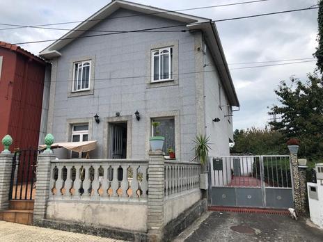 Casas adosadas en venta en Ferrol