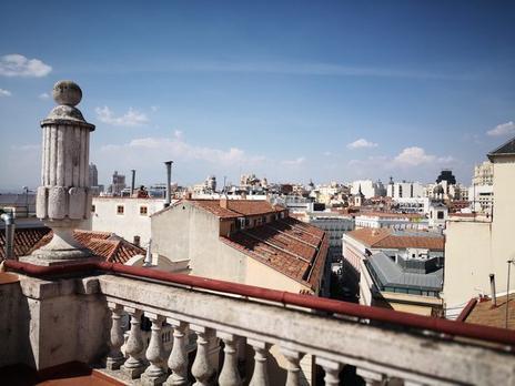 Viviendas de alquiler con opción a compra amuebladas en Madrid Provincia