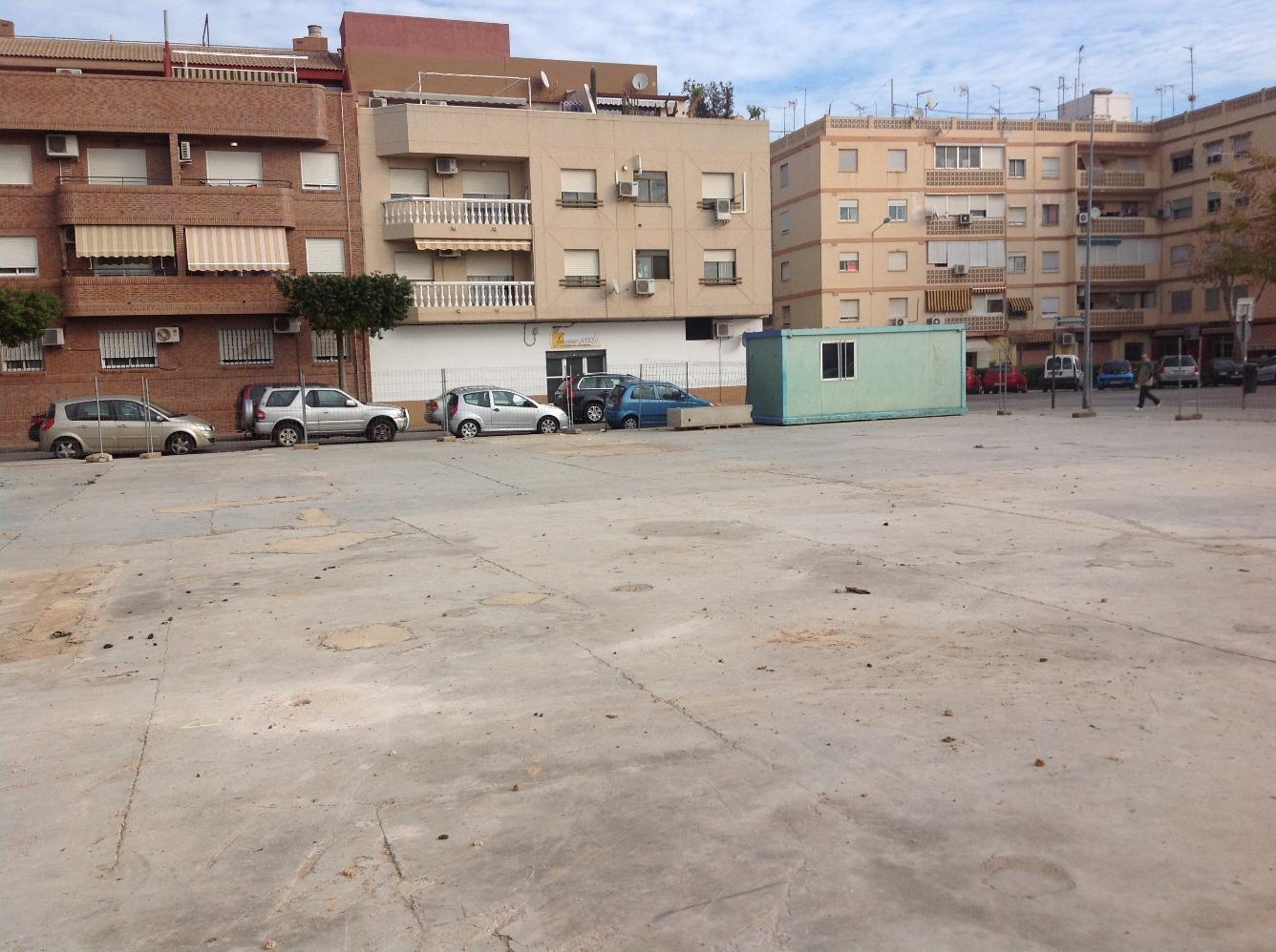 Solar urbà  Morella
