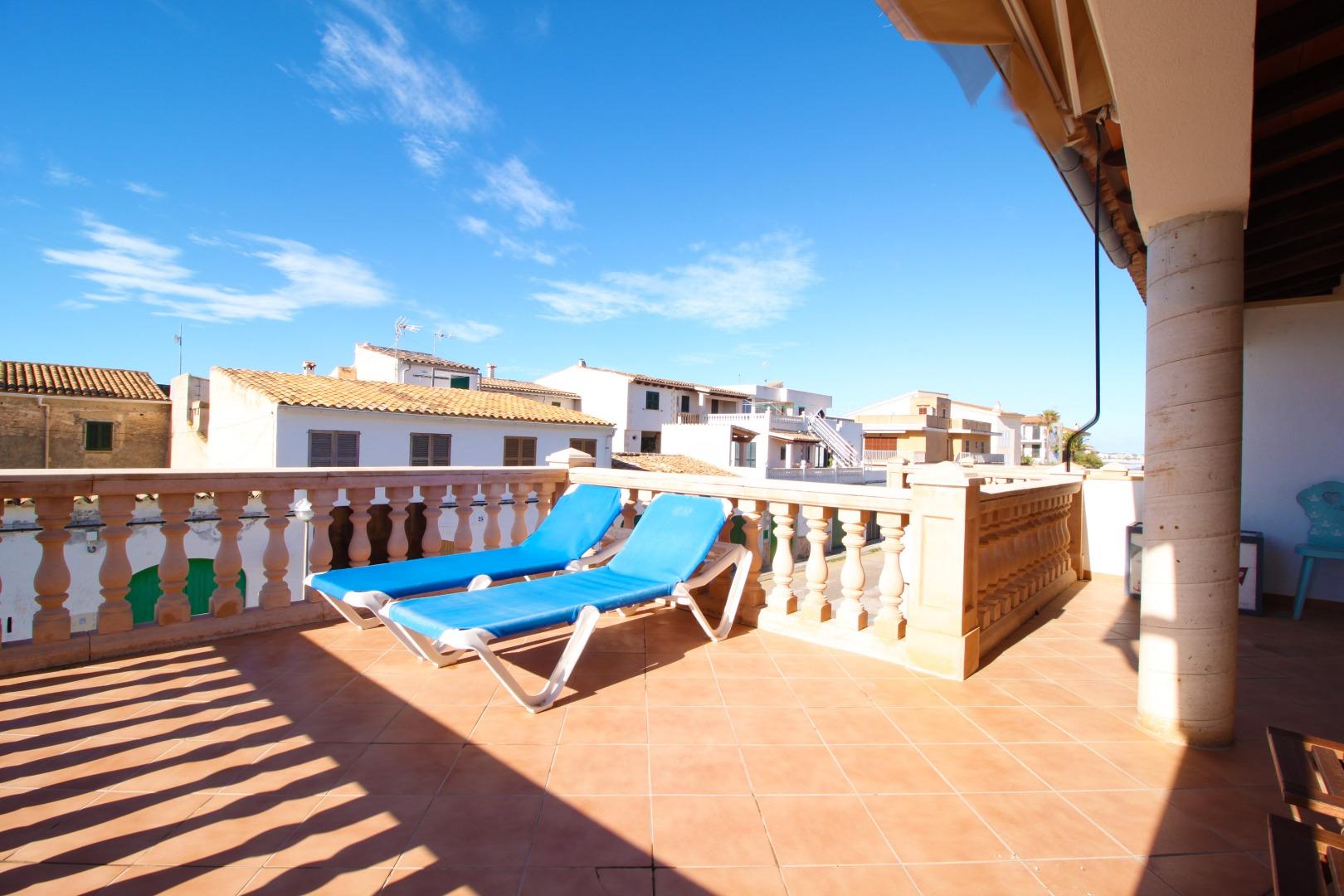 Rental Flat  Migjorn - santanyí, zona de - Campos. **** description below in deutsch, english & español ****
