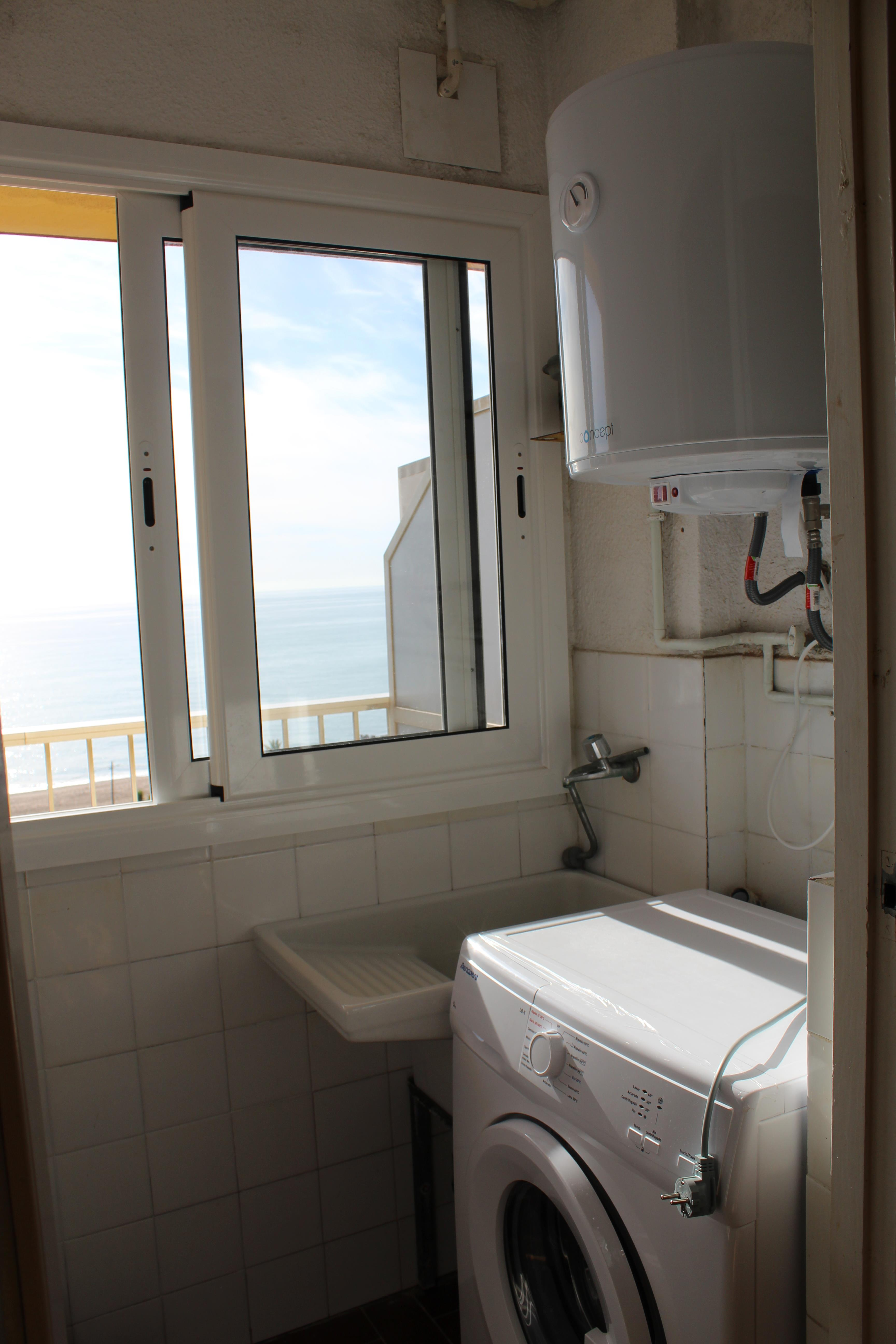 Miete Etagenwohnung  Malgrat de mar. Frontal a  mar octavo de altura 1 dormitorio
