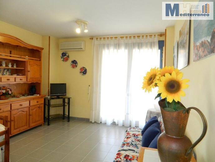 Foto 1 de Apartamento de alquiler en Canet d'En Berenguer, Valencia