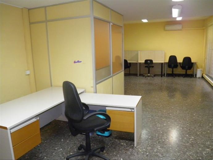 Foto 3 de Oficina de alquiler en Fort Pienc, Barcelona