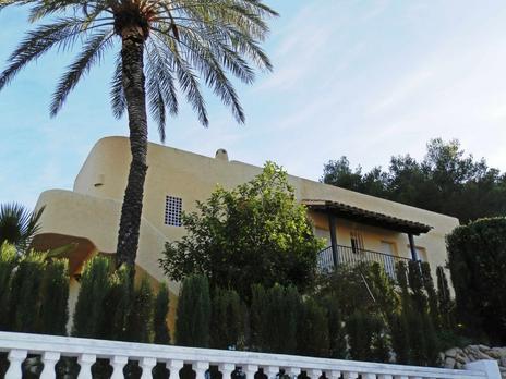 Chalets en venta con terraza en Marina Alta