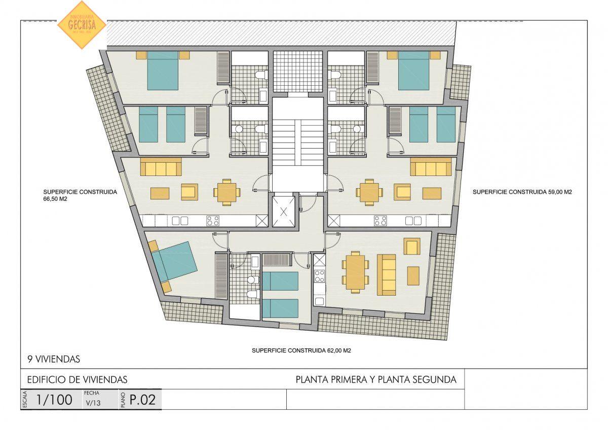 Solar urbà  Burjassot ,pza. concordia. Solar ideal para construir