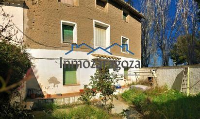 Fincas rústicas en venta en Santa Isabel - Movera, Zaragoza Capital