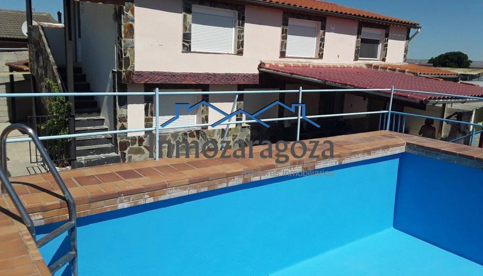 Foto 1 von Haus oder Chalet zum verkauf in El Burgo de Ebro, Zaragoza
