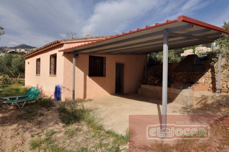Casa  Rural. Paüls/finca rustica