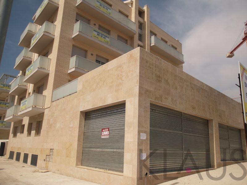 Alquiler Local Comercial  Avda catalunya. Sant carles de la ràpita/local