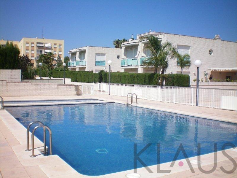 Holiday lettings Flat  Playas. Sant carles de la ràpita/apartamento