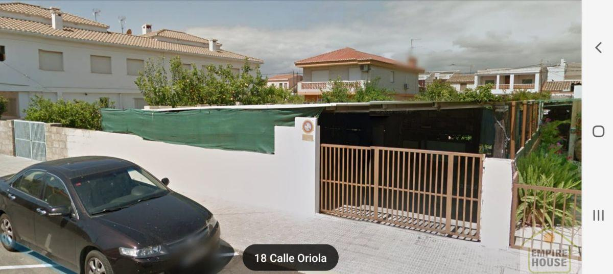 Solar urbano  Calle oriola. Almenara/terreno