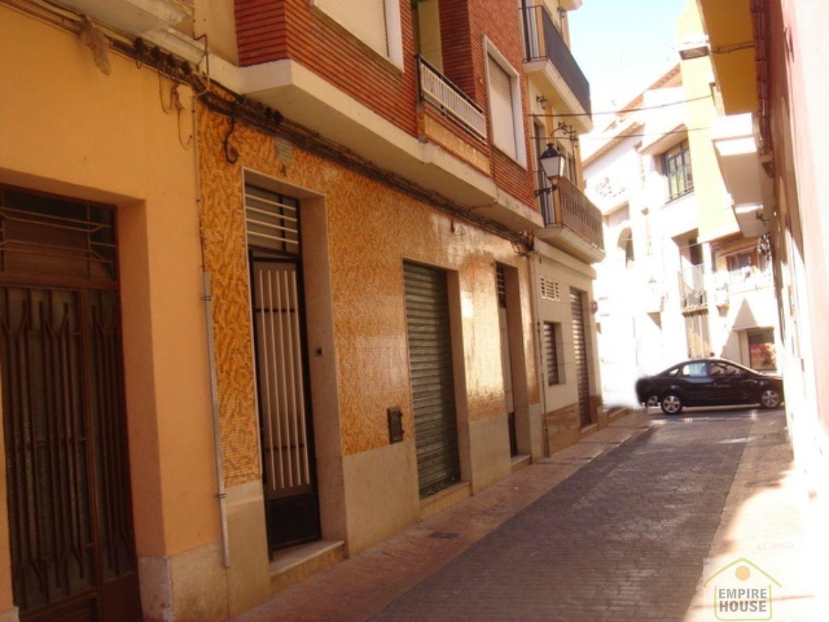 Gebäude  Calle santa barbara. Algemesí/edificio