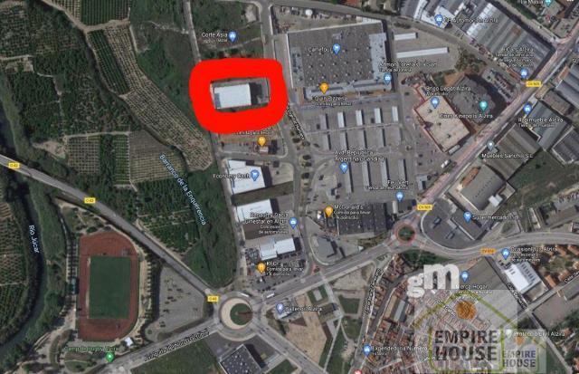 Location Bâtiment à usage industriel  Calle avinguda de la dignitat humana. Alzira/nave
