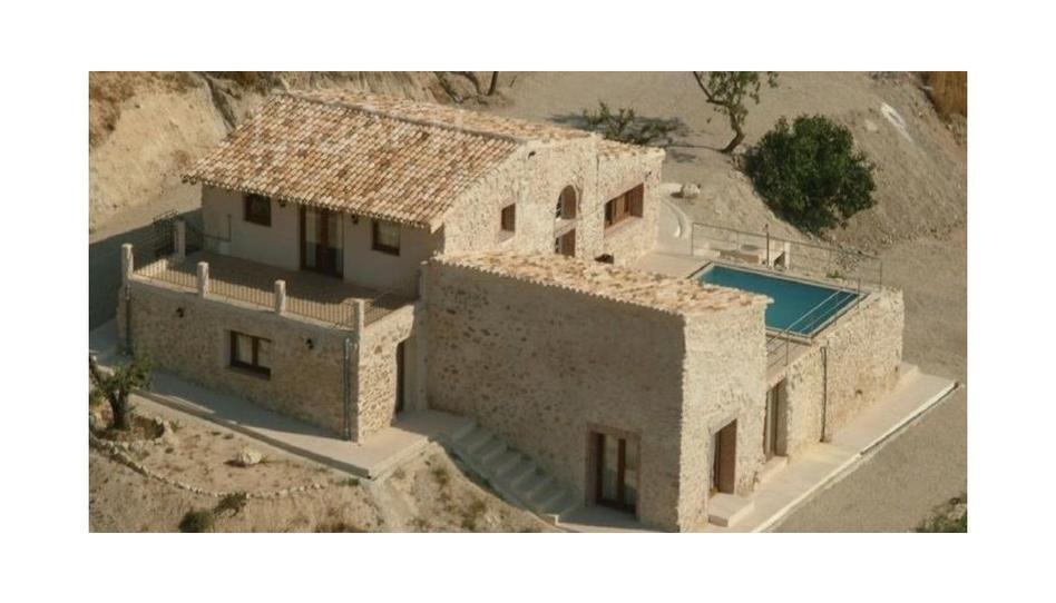 Foto 1 de Finca rústica en venta en Torremanzanas / La Torre de les Maçanes, Alicante