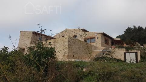 Foto 2 de Finca rústica en venta en Torremanzanas / La Torre de les Maçanes, Alicante