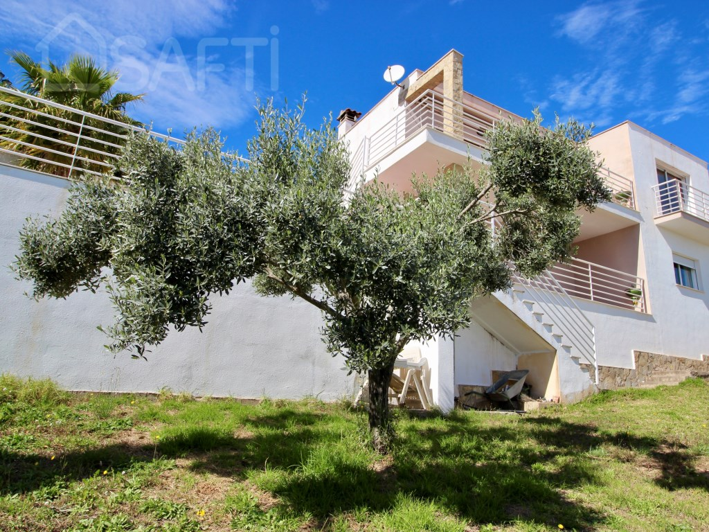Casa  Las atalayas, peñíscola, castellón, españa. Safti exclusiva preciosa villa con vistas al mar !!!
