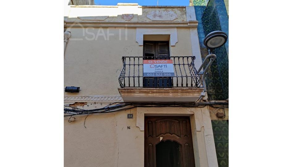Foto 1 de Finca rústica en venta en Torreblanca, Castellón