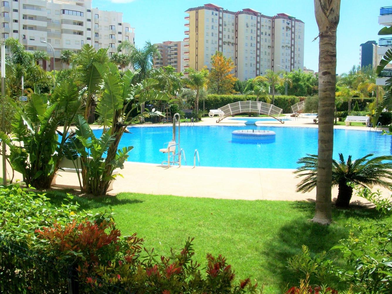 """Lloguer Pis  Calle maestrat. Apartamento """"residencial el eden"""" ( playa de gandía )  apartam"""